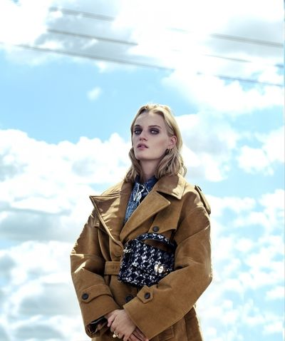 COSMOPOLA |  ALEXANDRA KINGA FEKETE for Barbara Magazine