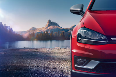 RECOM CGI : VW Golf Alltrack