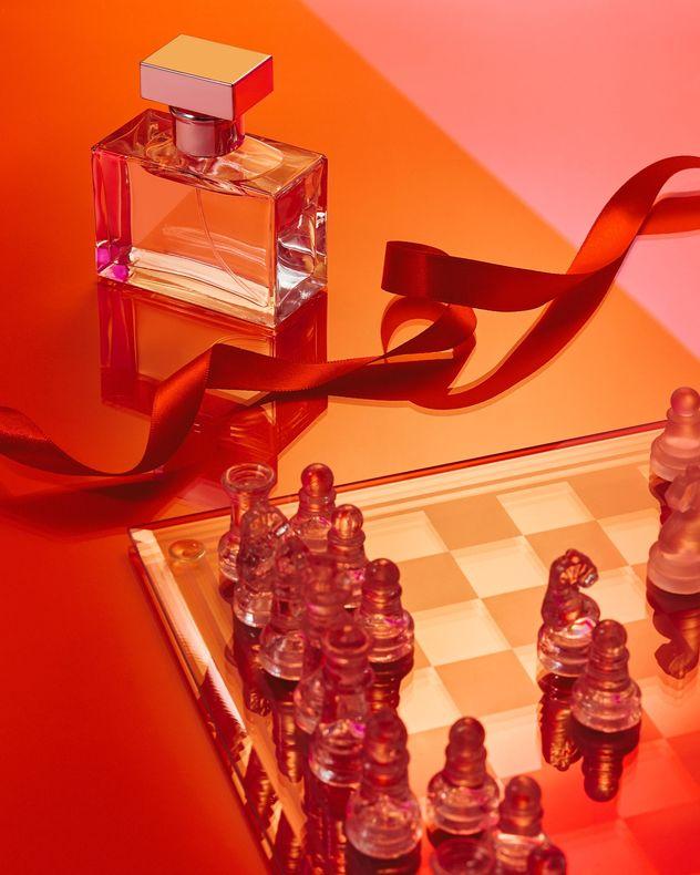 "Mathilde Karrèr, ""Valentine"" personal work"