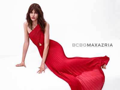 HUNTER & GATTI for BCBG Max Azria F/W 15