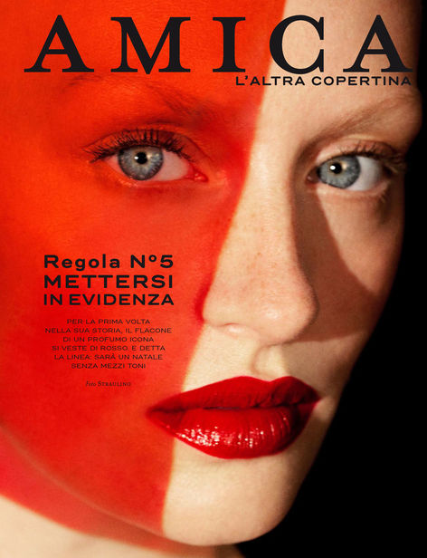 Alexander Straulino for Amica