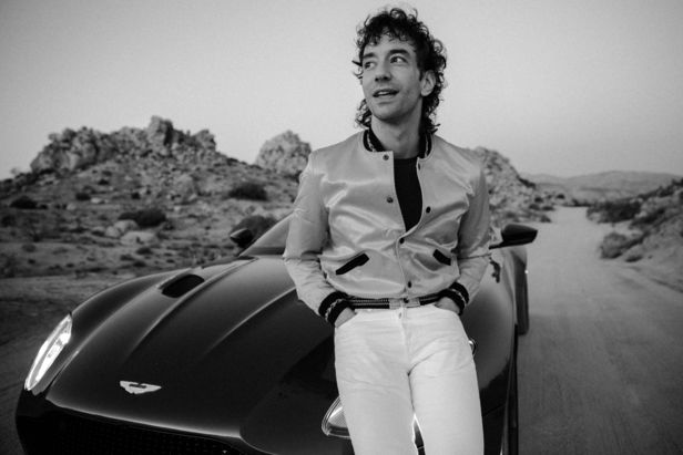 EMEIS DEUBEL: James Marcus Haney shoots Aston Martin DBS & Albert Hammond Jr. for The Road Rat