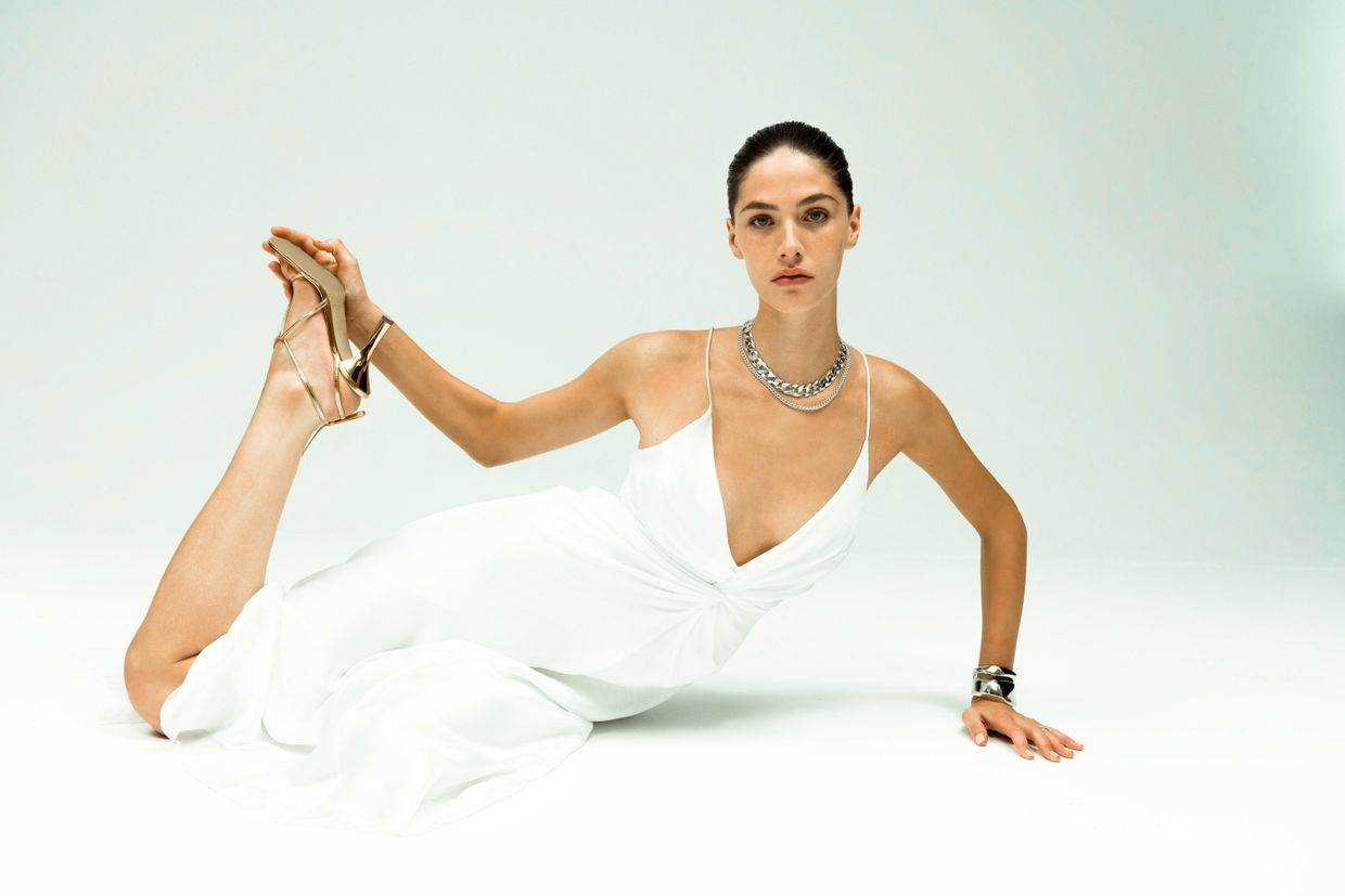ICONIC : Zelda Heloise for Galvan AW21 Bridal Collection