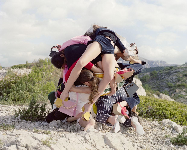 JACQUEMUS Spring-Summer 2017 collection 'Les Santons de Provence'