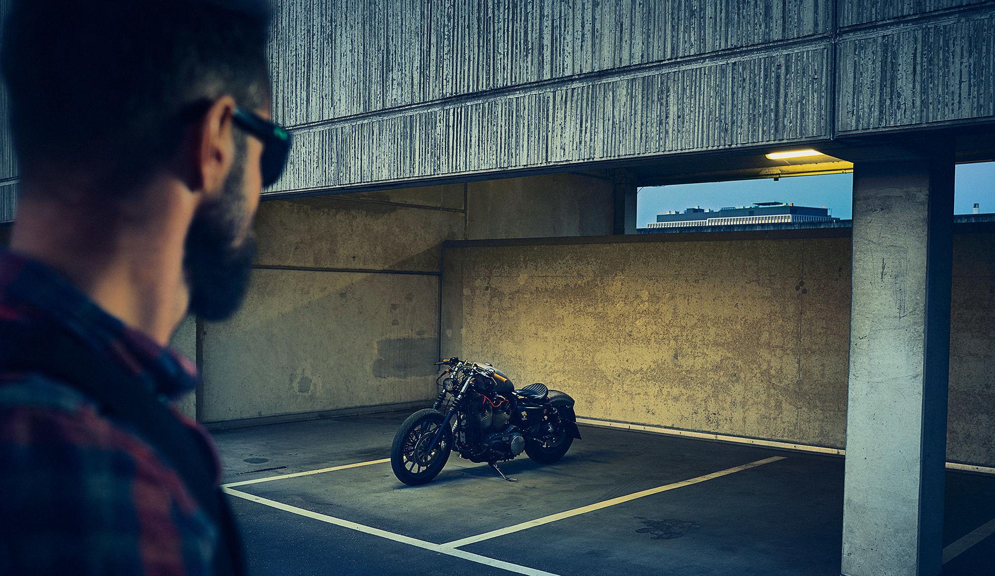 JONATHAN SCHULE - Harley Davidson