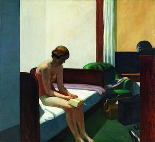 Edward Hopper, Hotel Room, 1931