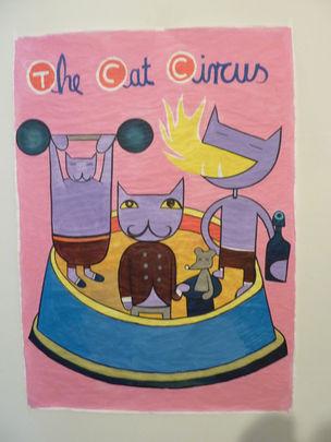 JIM AVIGNON – Cat circus, 2011(Cityleaks Festival, Cologne, 2011)