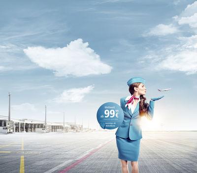 Eurowings Kampagne
