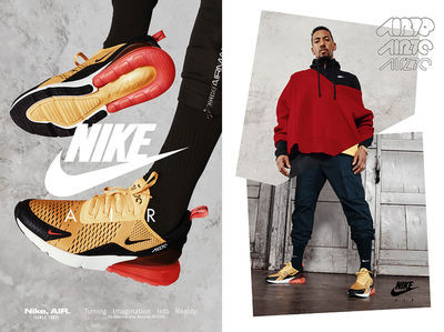 BIGOUDI Paul Maximilian Schlosser für Nike