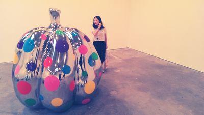 Yayoi Kusama 'Give Me Love'
