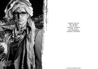 HUF Magazine / Internationalist
