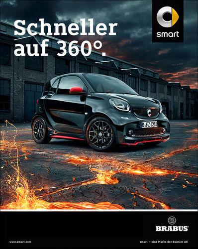 FRITHJOF OHM & PRETZSCH / smart BRABUS edition urbanlava