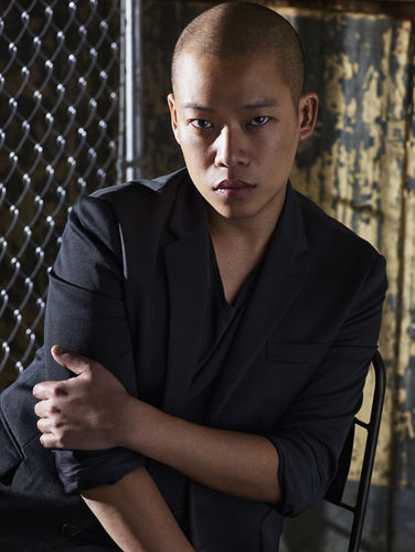 SURFACE MAG WITH JASON WU