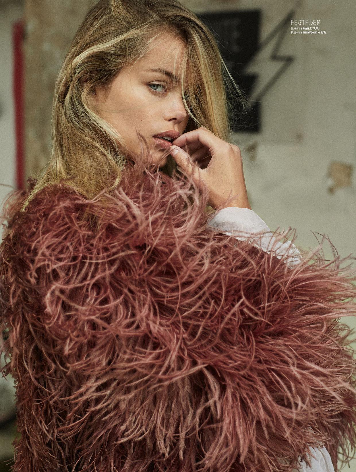 KRISTINA KORB GMBH, Asa Tallgard, Elle, Frida Aasen, Fashion, Editorial