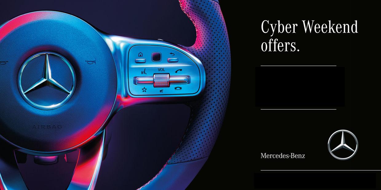 RECOM CGI : Mercedes-Benz Cyber Weekend - FULL-CGI Still Visual + Animation