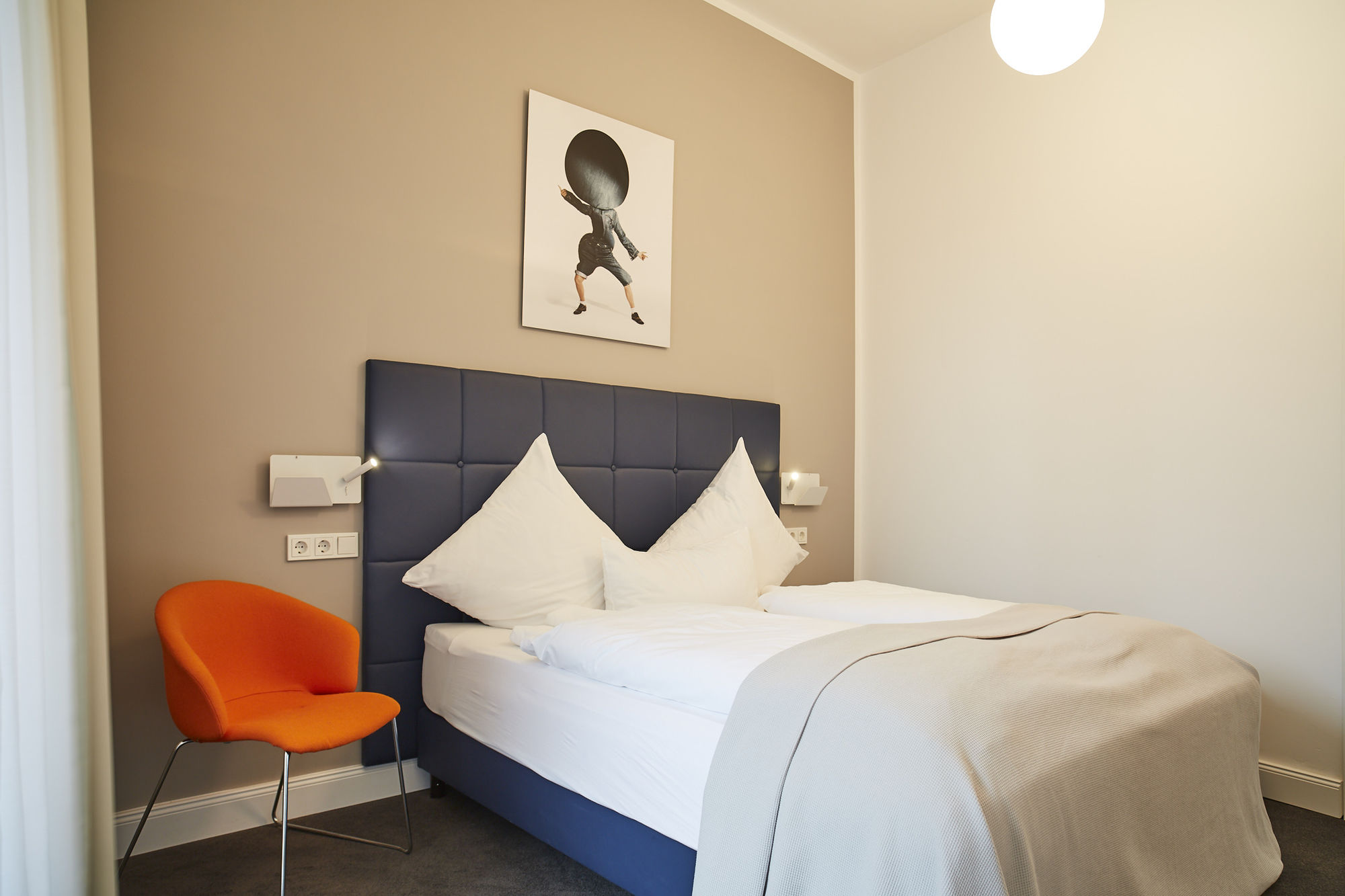 MARSIL, our GoSee Boutique Hotel Köln - come and visit us !