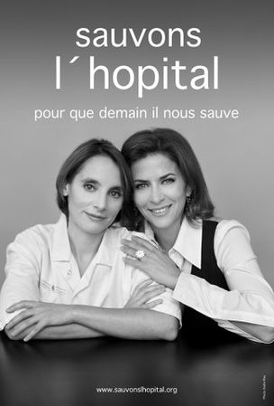 ROCKENFELLER & GOEBELS : André RAU for L'HÔPITAL PUBLIQUE