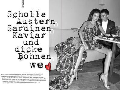 BIGOUDI Kristina Heinisch für Cyte Magazine