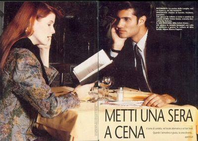 Editorial for Italian COSMOPOLITAN