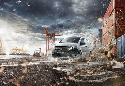 SONDA PRODUCTIONS for MERCEDES BENZ VITO