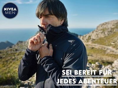 KLAUS STIEGEMEYER: JOHANNES MINK FOR NIVEA MEN