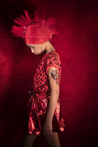 ISABEL PINTO photographs LOVE for Hooligans Magazine