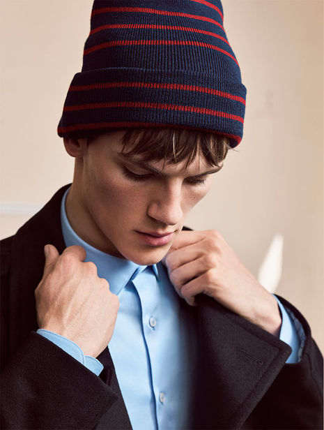 Viva Models: Callum Ward for Zara