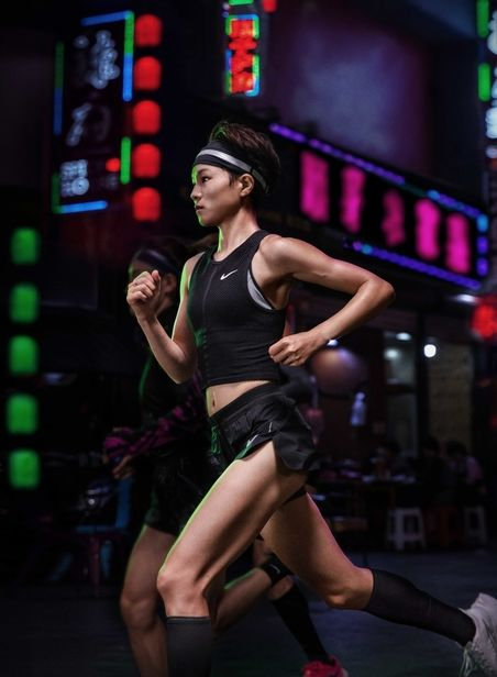 Nike Shanghai by Olly BURN c/o MAKING PICTURES