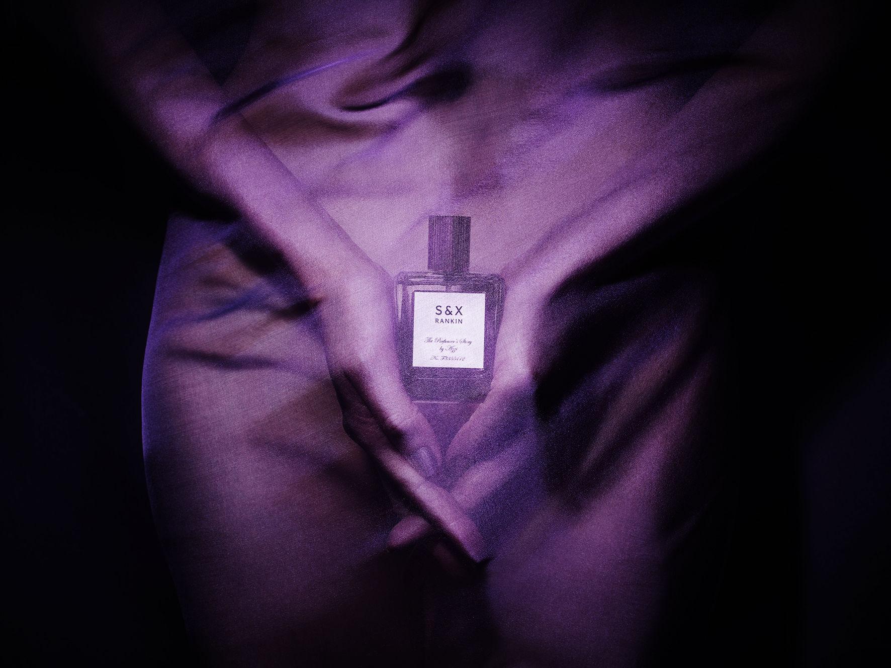 RANKIN PHOTOGRAPHY LTD - unisex perfume S&X in cooperation with perfumer Azzi Glasser