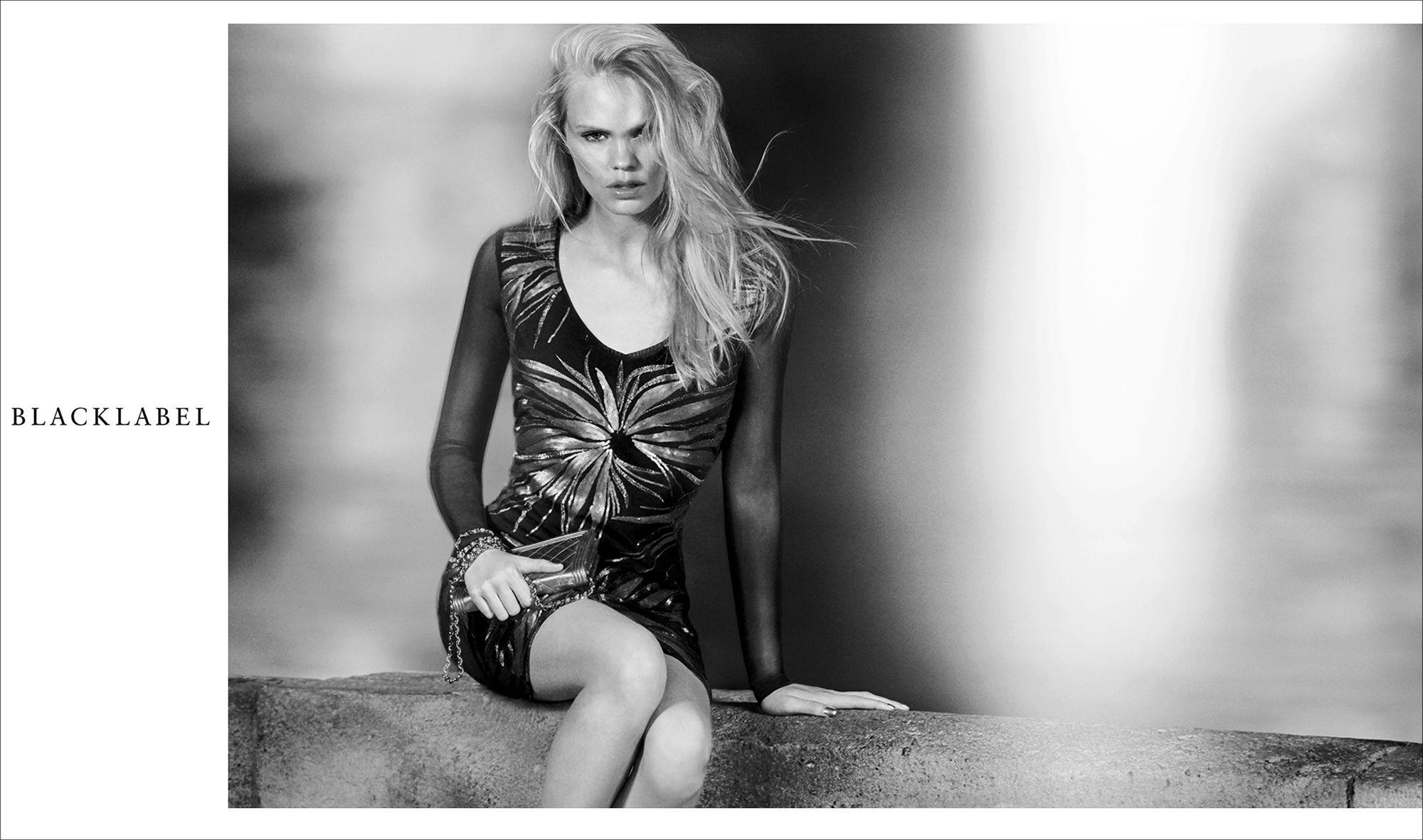 BLACK LABEL by Ana Alcazar