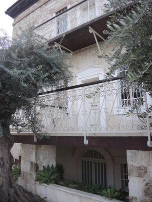 GOSEE : German Colony, Haifa