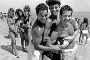 M+B GALLERY : Jones Beach by Joseph Szabo