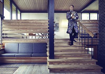 NERGER M&O : Heiko RICHARD for L'OFFICIEL HOMMES