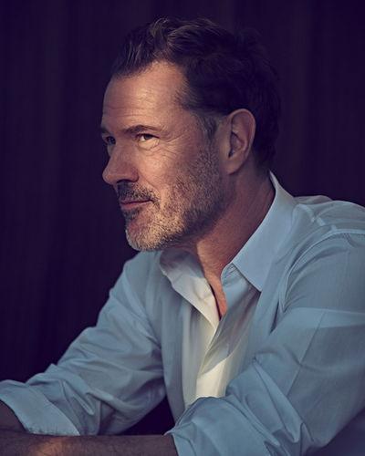 ANDREAS ORTNER : Actor Sebastian Koch for ELLE Germany