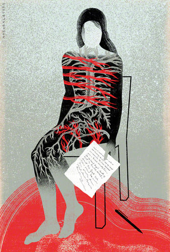 BALBUSSO TWINS Autoimmune disease The New Yorker Magazine USA