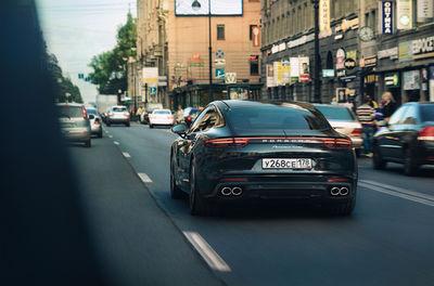 RECOM CGI : Porsche Panamera - Webspecial/Editorial