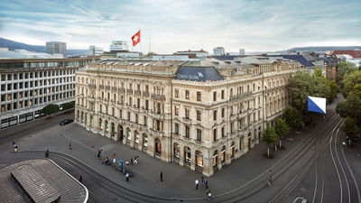 SCANDERBEG SAUER : Credit Suisse