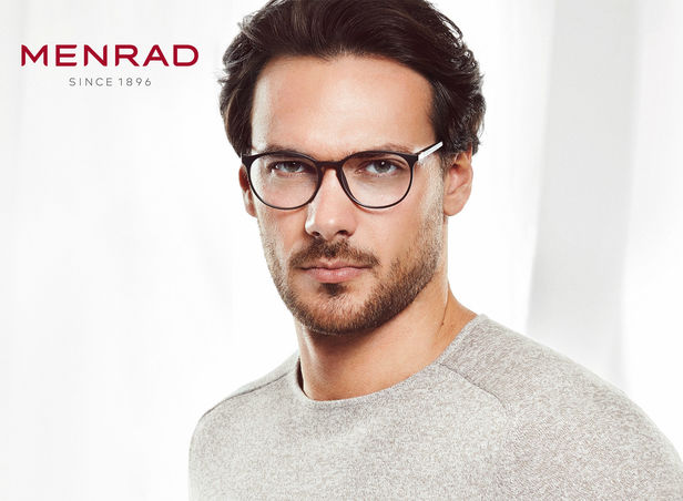 HILLE PHOTOGRAPHERS: Johannes Graf for Menrad Eyewear Campaign Fall/Winter 2018