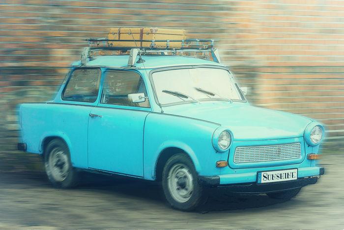 Trabi car - UWE MERKEL