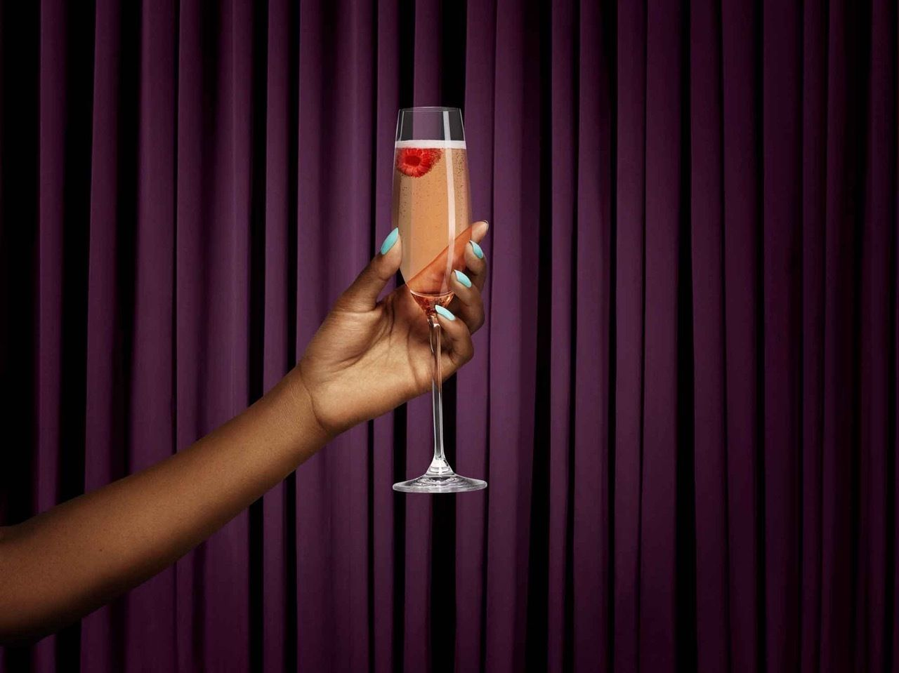 LIVE ROSE TINTED- VICKY LAWTON DIRECTS NEW CHAMBORD CAMPAIGN FOR THE CHRISTMAS SEASON
