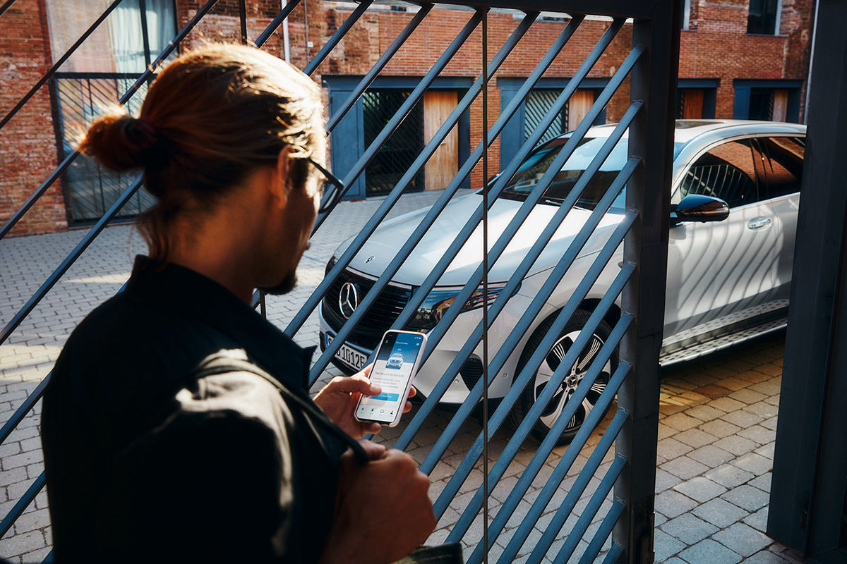 MERCEDES-BENZ GLOBAL SERVICE & PARTS by Tim Adorf