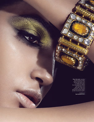 ANIMA CREATIVE MANAGEMENT for ADORN MAGAZINE
