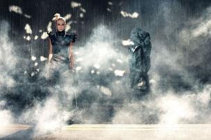 HILLE PHOTOGRAPHERS : Blasius ERLINGER for MODA COSAS