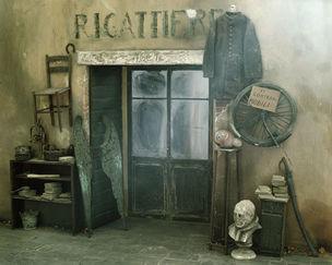 Hasted Kraeutler : Paolo Ventura, Automaton, 2010