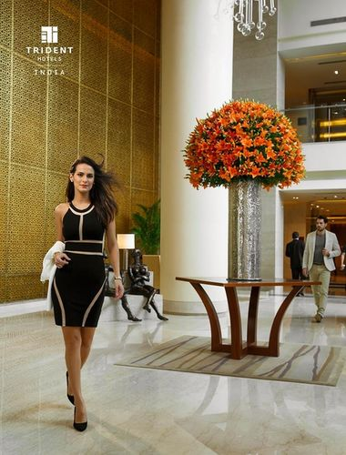 ELEMENTS PRODUCTION SERVICES for TRIDENT HOTELS MUMBAI