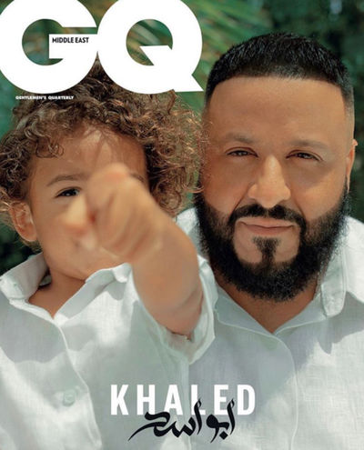 PRODUCTION LA / GQ MIDDLE EAST: DJ KHALED by SARAH BAHBAH
