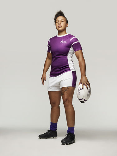 Royal London Announces 2 Ambassadors  - Shaunagh Brown and Claire Molloy For Its Lions Rugby Feasibility Report Lensed by Rankin