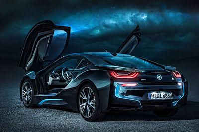 BMW i8 Energy