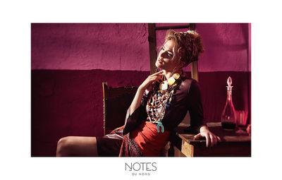 Sune Czajkowski c/o AGENTUR NEUBAUER for Notes Du Nord SS17