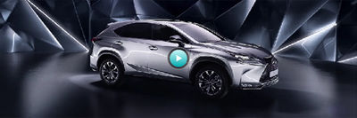 The new Lexus NX